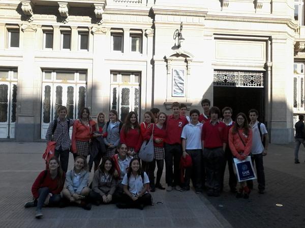 Visita Teatro Colón