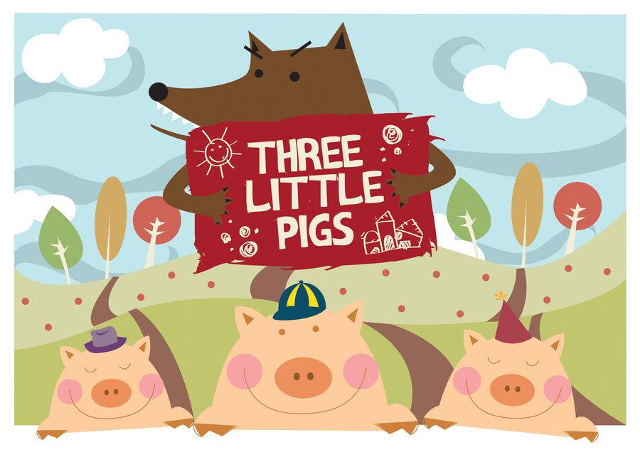 three_little_pigs_by_noodlekiddo-d3d0ff4